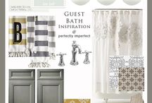 Bathroom redo / by Kristen Marsh Williams