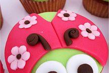 Cupkakes y tortas
