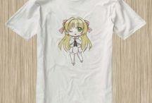 Pandora Heart Anime Tshirt