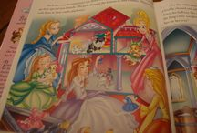 Princesses Insider / Sneak peaks into the newest books, exclusive insights into the Princesses' world and more!