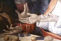 Mani / Pittura e scultura