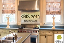 2013 Kitchen & Bath Show (KBIS) / See the new and hottest trends and designs for your new kitchen and bath!