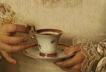 coffee tea or me / by Rhonda Marion