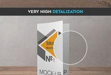 Mockup - Leaflet