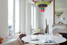 Colourful hOme: kitChens+dining rOOms