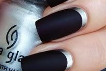 Nail art / Lovely nail polish to die for