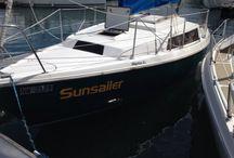 Occasionen Segelboote / Liste Occasionen Segelboote der Caminada Werft Horw in Luzern Schweiz