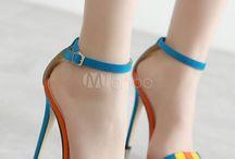 靴-サンダル