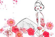 Sweet Floral Art