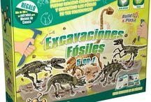 Dinosaurios y Prehistoria juegos