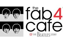 Fab4 Cafe / A Fab4 Cafe is situated at both sites and are open all year round. The perfect place to relax and re-fuel after your visit to the attraction. With free Wi-Fi, it is also the ideal place for a business meeting.