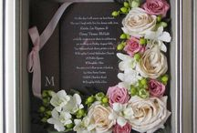 Wedding bouquet Keepsake