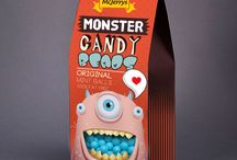 Interesting Candy Packaging