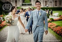 Villa D'Este Wedding Photography / Please enjoy this latest work from Ostinelli Studio. A beautiful, young and joyful american couple choosing one of the most luxurious and charming wedding venues on lake Como, Villa d'Este. Photo by, Cristiano Ostinelli and Fabio Casuccio