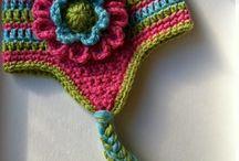 Crochet hats kids