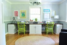 Home:  Office / by Casey Wilser