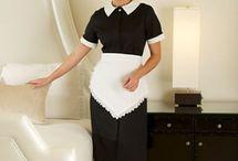 nanny uniform