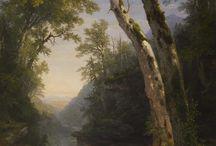 gammelt landskap