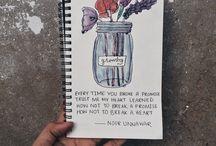Book journal ideas