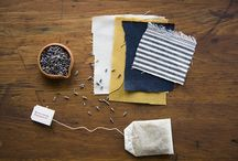 Lavender sachets / by donna o'shannessy