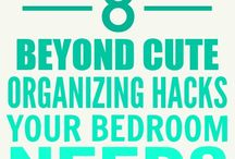Cute Room Organizing Tips