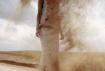 Inspiration - sand / Fotografia piach Photography sand