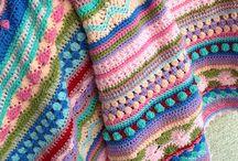 Crochet - Blanket (Mantas)