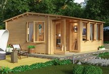 Garden Offices / Check out our selection of quality garden offices now. Commute straight to your garden and cut down on monthly rental costs!
