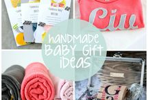 Baby crafts / by Tracy Hale
