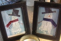 wintercrafts with kids / by christa cornaz