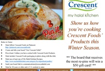 Our Crescent Table Contest! / by Crescent Foods