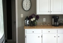 Tip's for the Home/Kitchen Reno's / by Amy Haskell