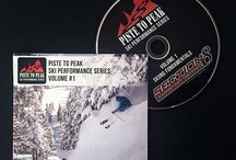 Section 8 Products / Ski and Snowboard educational materials and other Section 8 Schwag