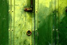 Green | Zöld | Grün