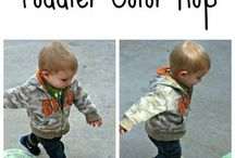 toddler outside activities