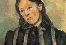 Paul Cezanne / #Cezanne #art #painting