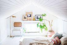 Bedroom 2 / Scandi, minimal, light, airy, clean, natural