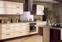 Contemporary Kitchen Projects / Love modern, clean lines?  You will enjoy these contemporary projects.  They really make a statement.