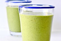 Candida green smoothie.