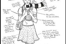 Knittingillustrations and fun stuff