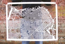 maps / by Prix Madonna