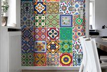 Mosaik Küche