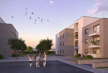 3D Visualisations (Exterior) / 3D Visualisations by Cr3do