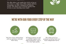 Organic Living / The importance of living locally and organically!