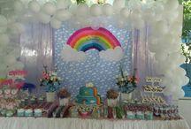 festa Arco-íris da Laura