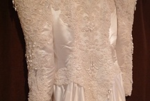 Selling my wedding dress!  Here's the link!  / by Christina Rumancik