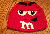 Crochet - Fun Hats