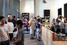 Coffee places to go / Los Angeles Coffee / by Matt Larson
