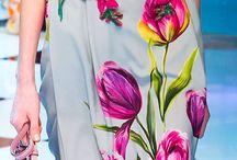 | flower dress |