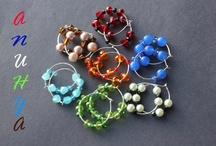 Anuhya Jewelry / My creations :) Www.facebook.com\anuhyajewelry